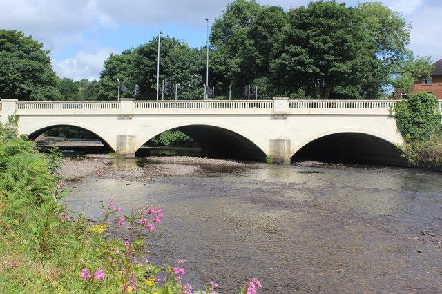 Pont Ebbw, Cardiff Road, Newport