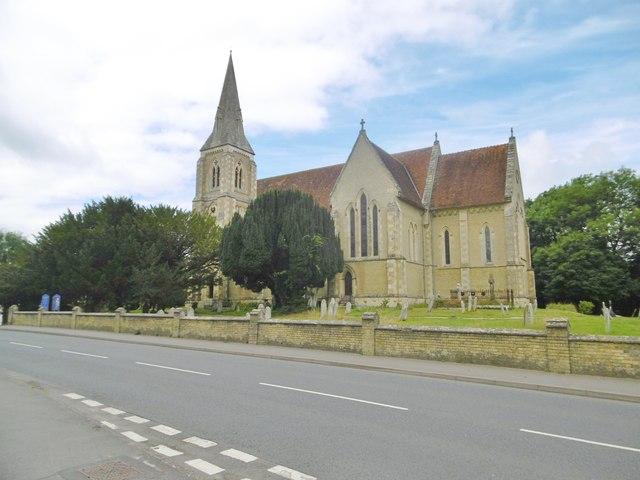 Marchwood, St. John the Apostle