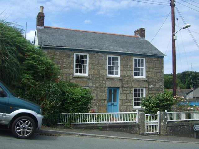 Cottage on the B3309, Crowlas