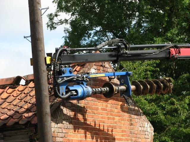 Damaged telephone pole - how long does it take (8)