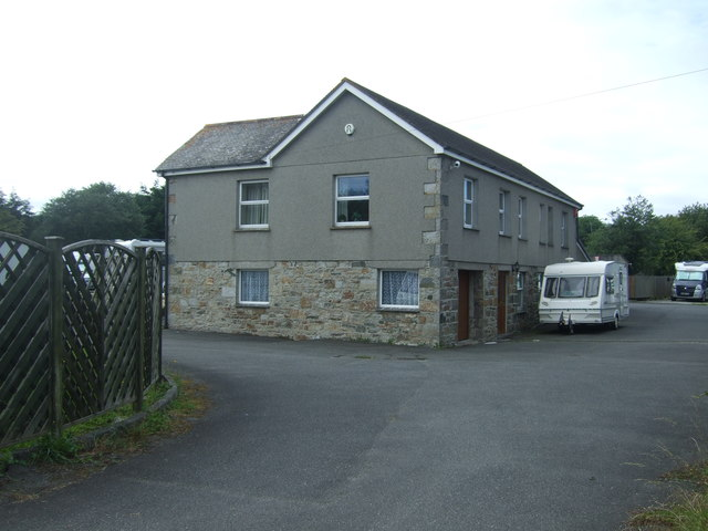 House on the A30, Crowlas