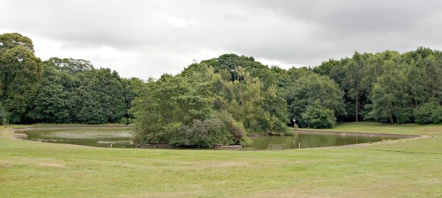 Berry Hill Park, Mansfield, Notts.