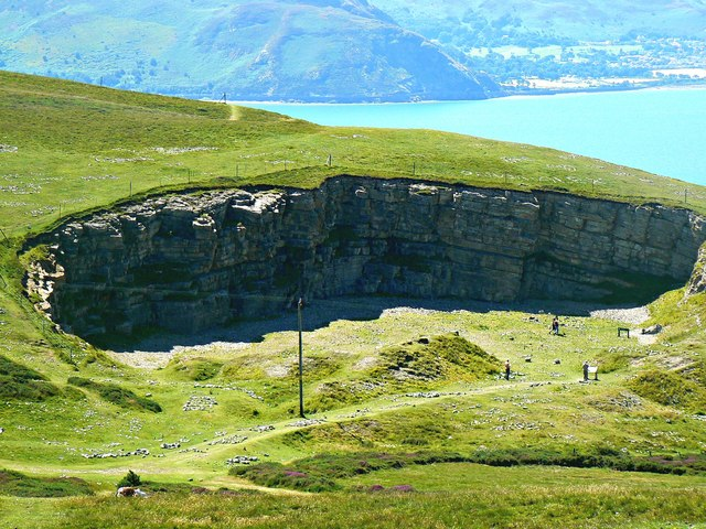 Old Quarry Great Orme Llandudno