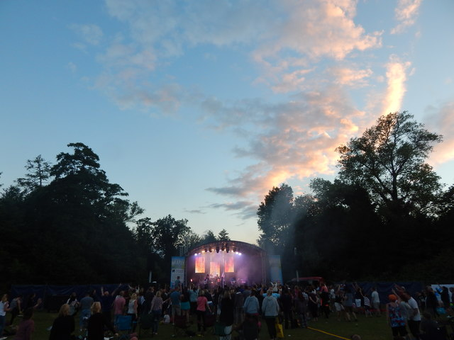 Nearly festival day 1 2017