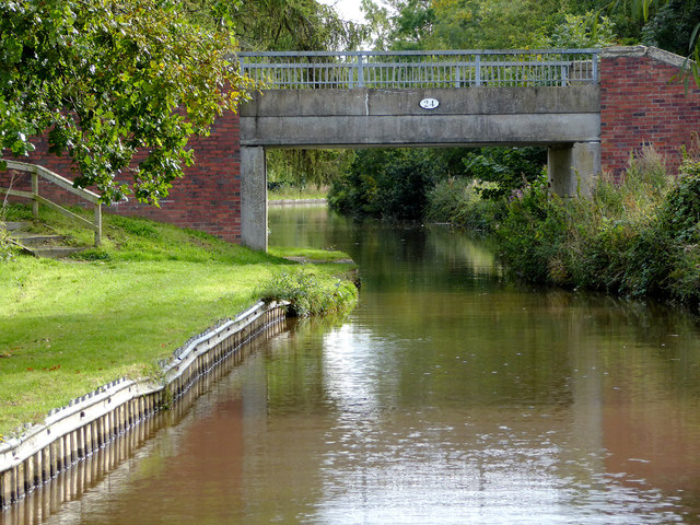 Steer Bridge north-west of Marbury, Cheshire