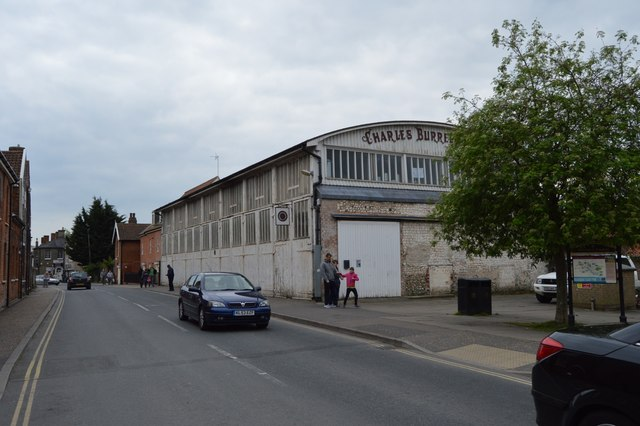 Charles Burrell Museum