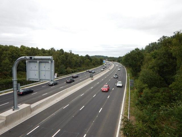 M3 at Longcross