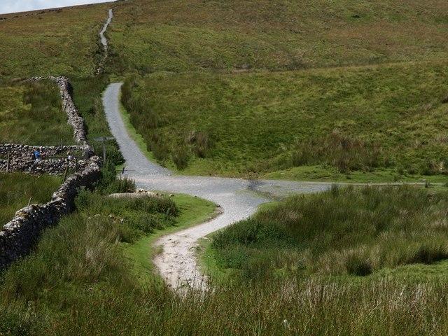 Pennine Way Three peaks path