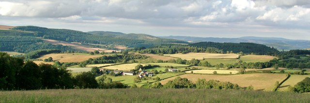 Upper Pitts Farm, Knighton, Powys
