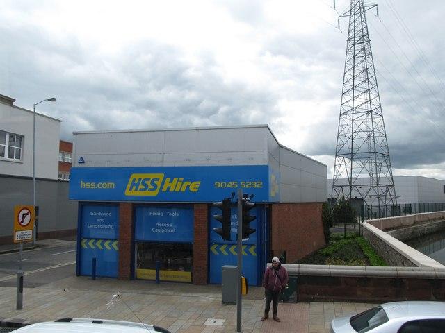 HSS Tool Hire Shop in East Belfast