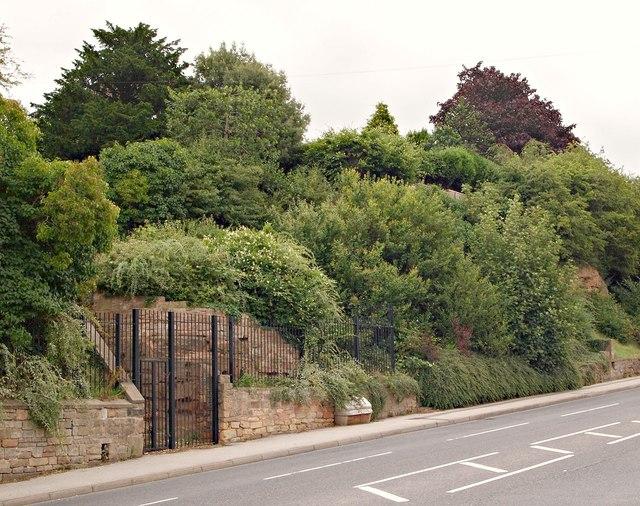 Rock Hill, Mansfield, Notts.