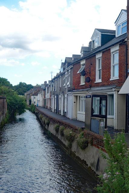 Water Lane, Salisbury