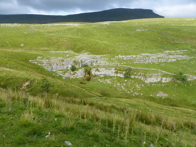 Water Issues above Horton Scar
