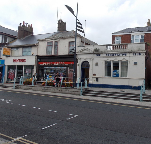 The Conservative Club, Exmouth