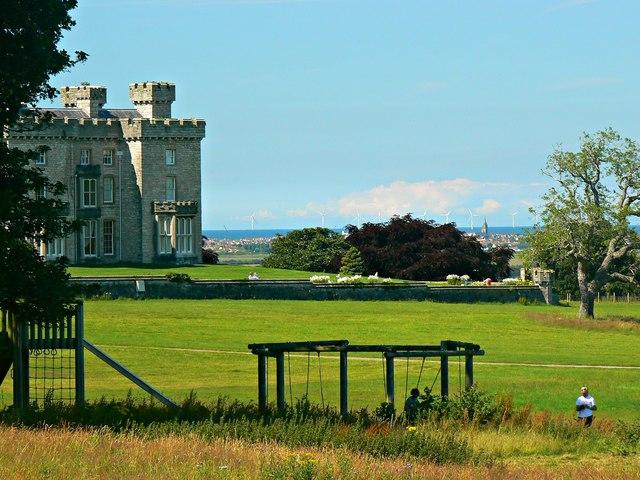 Bodelwyddan Castle and Park, Bodelwyddan