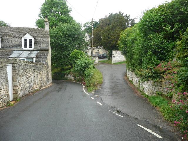 The lane through Randwick