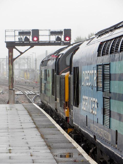 Railtour at Swansea
