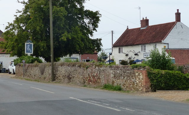 The Gin Trap Inn at Ringstead