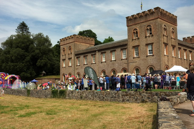 Macmillan Family Fun Day at Ugbrooke House