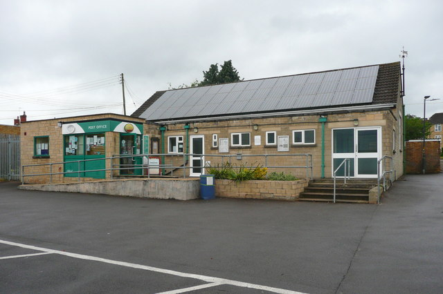 Pagan Hill Post Office, Stroud