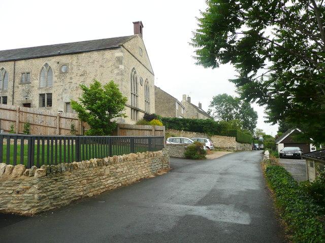 Former Methodist Chapel, The Lane, Randwick