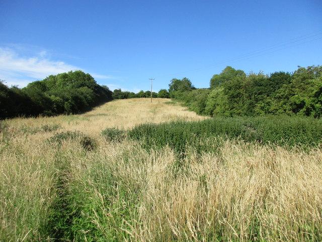 Footpath to Corkhill Lane