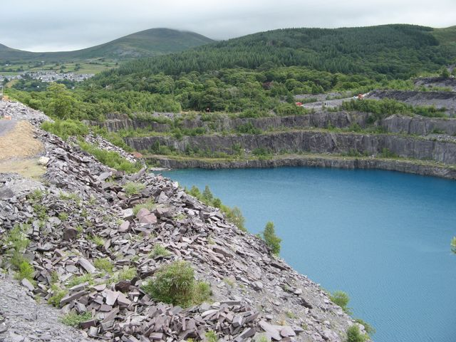 Flooded North Quarry