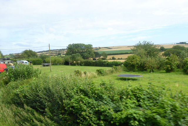 Over the hedge, Bowcombe