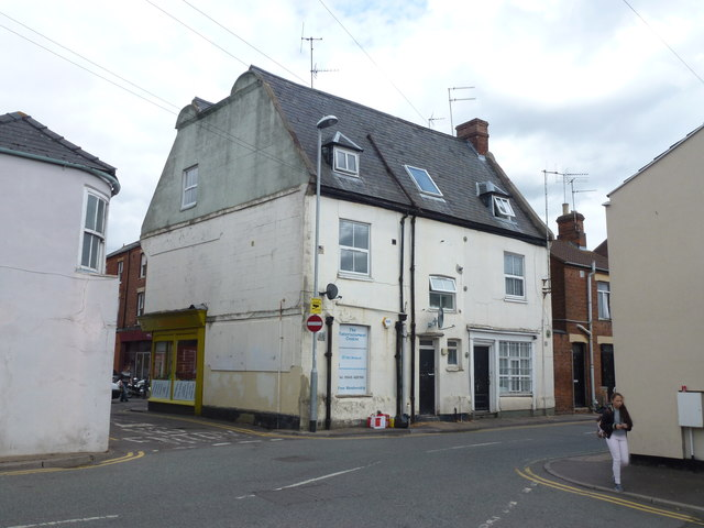 Former Inn -  Public Houses, Inns and Taverns of Wisbech