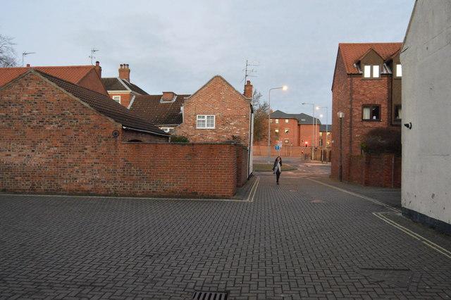 Towards New Walkergate
