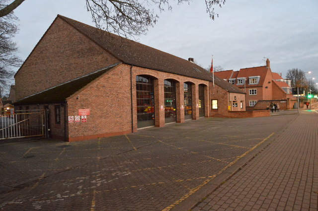 Beverley Fire Station