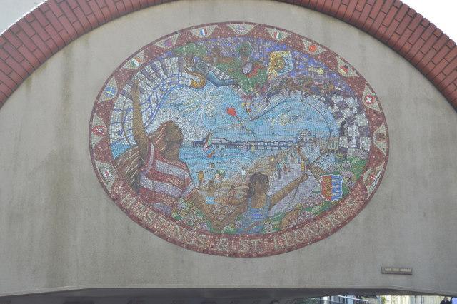 Mosaic, Hastings