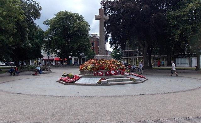 Exmouth War Memorial