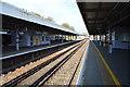 TQ8109 : Platform 2, Hastings Station by N Chadwick