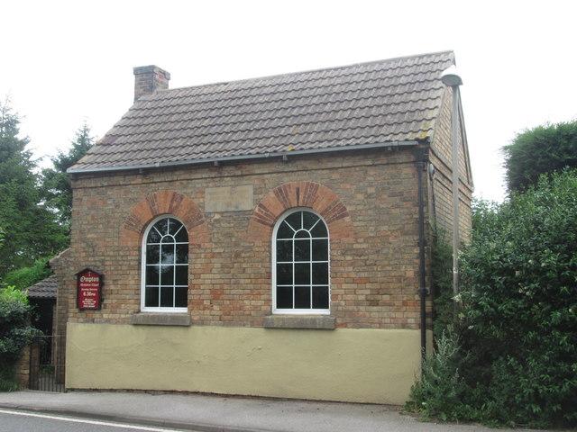 Ompton Methodist Chapel