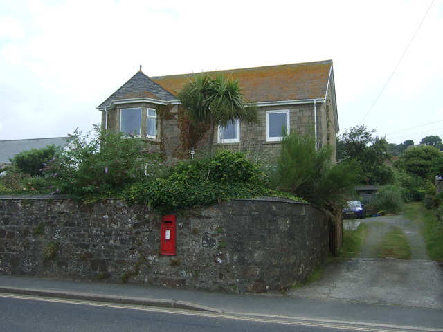 House on West End, Marazion