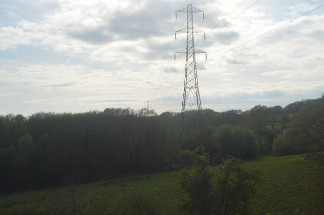 Pylon, Park Wood