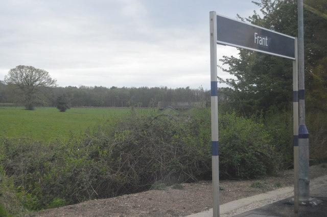 Frant Station