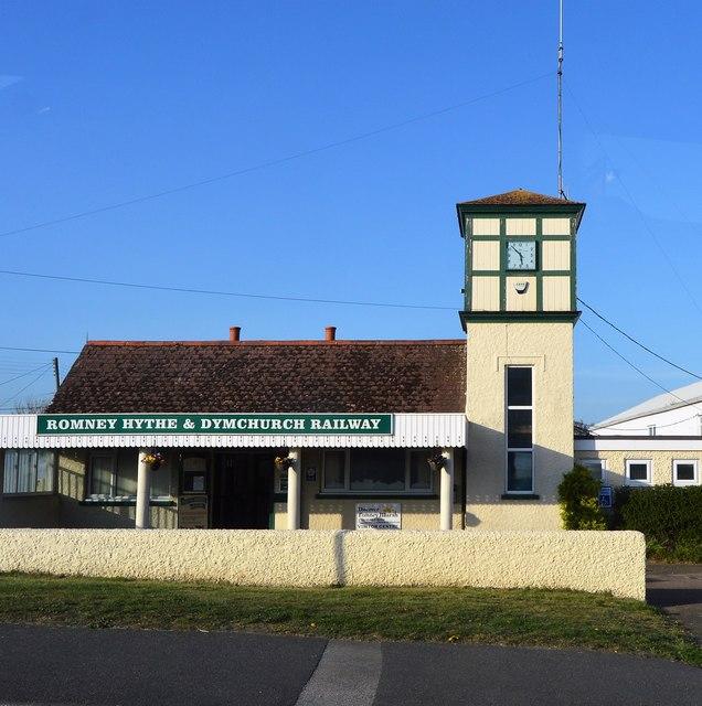 New Romney Station
