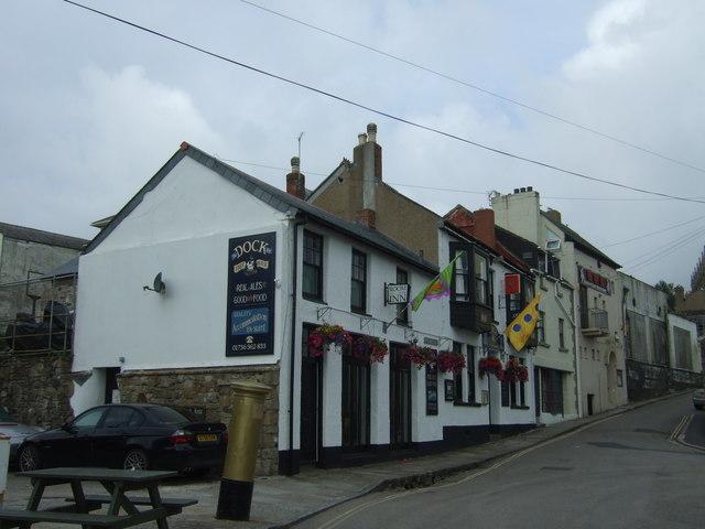 The Dock Inn, Penzance