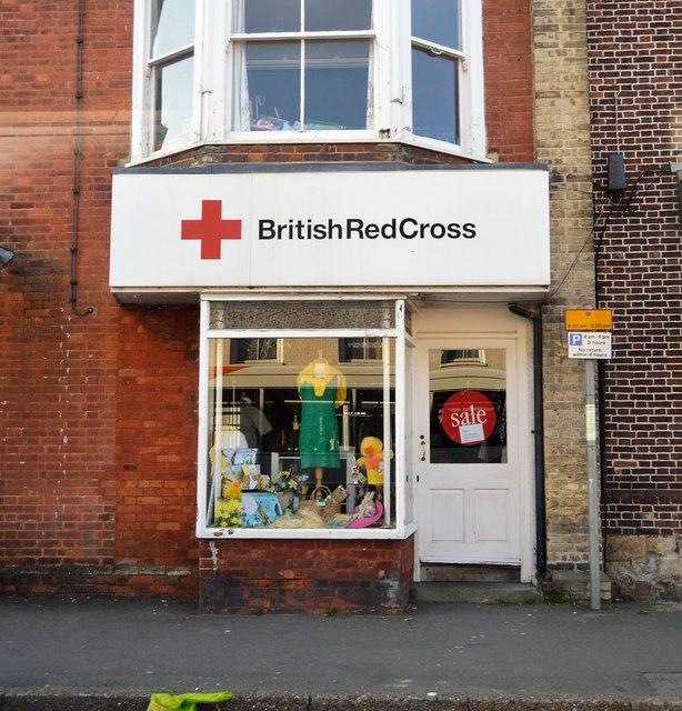 British Red Cross, New Romney