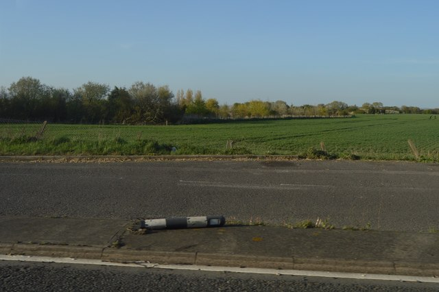 Lay by, by the A259