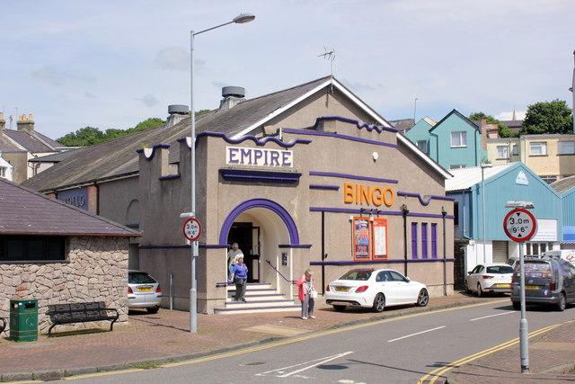 The Empire, Caernarfon
