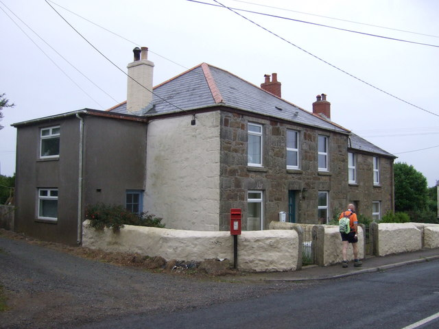 House on Calais Road, St Erth Praze