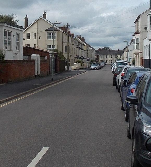 Morton Road, Exmouth