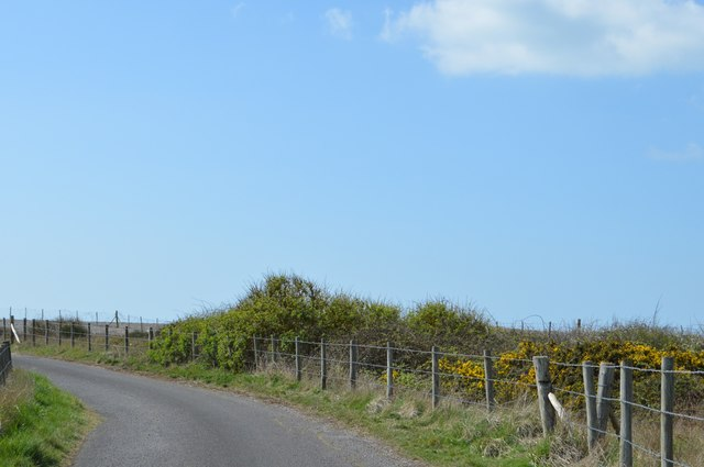 Restrictive byway