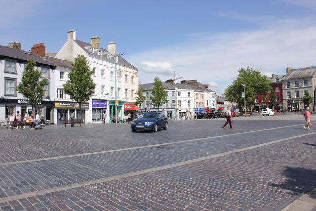 Castle Square, Caernarfon