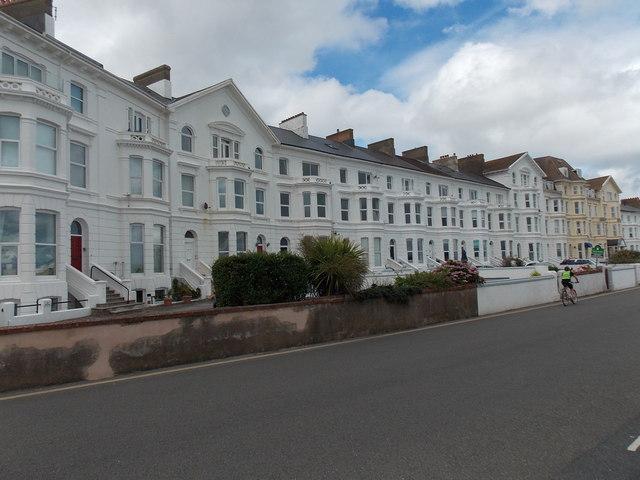 Morton Crescent, Exmouth