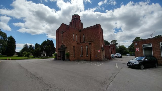 Roman Catholic Church of the Immaculate Heart of Mary, Harrogate Road, Leeds