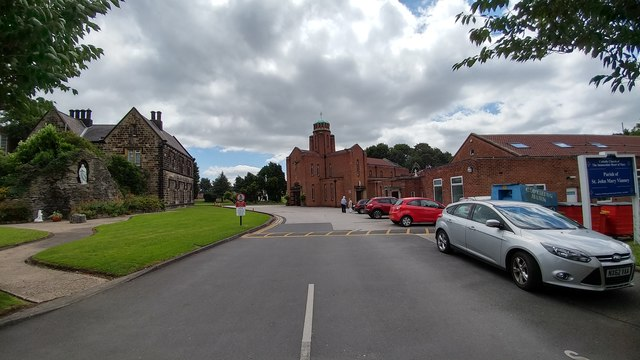 Immaculate Heart of Mary, Harrogate Road, Leeds